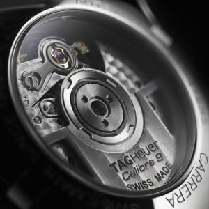 Tag Heuer Carrera Automatisk Hvit Perlemor Skive Stål 28 MM-WAR2411.BA0776 2
