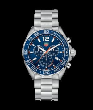 Tag Heuer Formula 1 Chronograph Quartz Blå Skive 43 MM - CAZ1014.BA0842