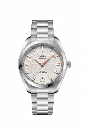 Omega Seamaster Aqua Terra Co-Axial Master Chronometer 34 MM