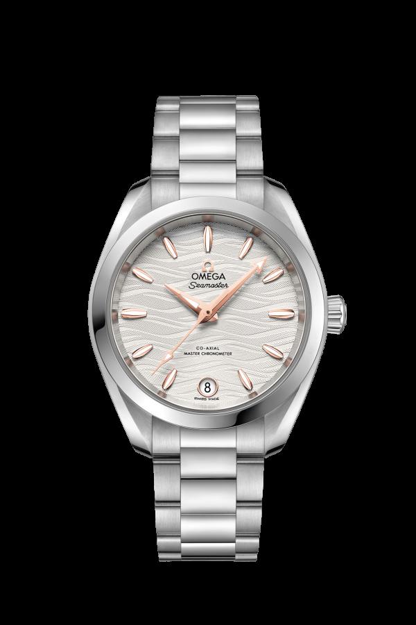 Omega Seamaster Aqua Terra Co-Axial Master Chronometer 34 MM